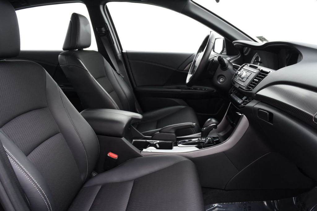 2016 Honda Accord Sedan 4dr I4 CVT Sport w/Honda Sensing - 18432697 - 24