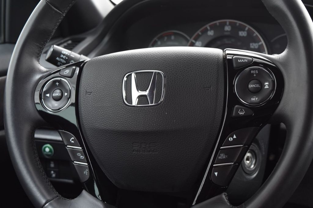 2016 Honda Accord Sedan 4dr I4 CVT Sport w/Honda Sensing - 18432697 - 27