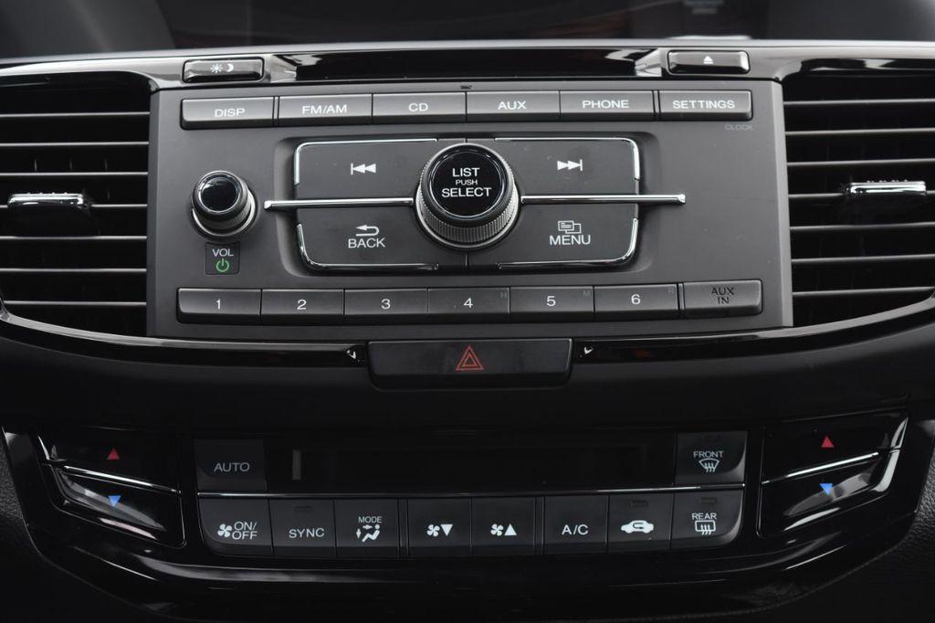 2016 Honda Accord Sedan 4dr I4 CVT Sport w/Honda Sensing - 18432697 - 33
