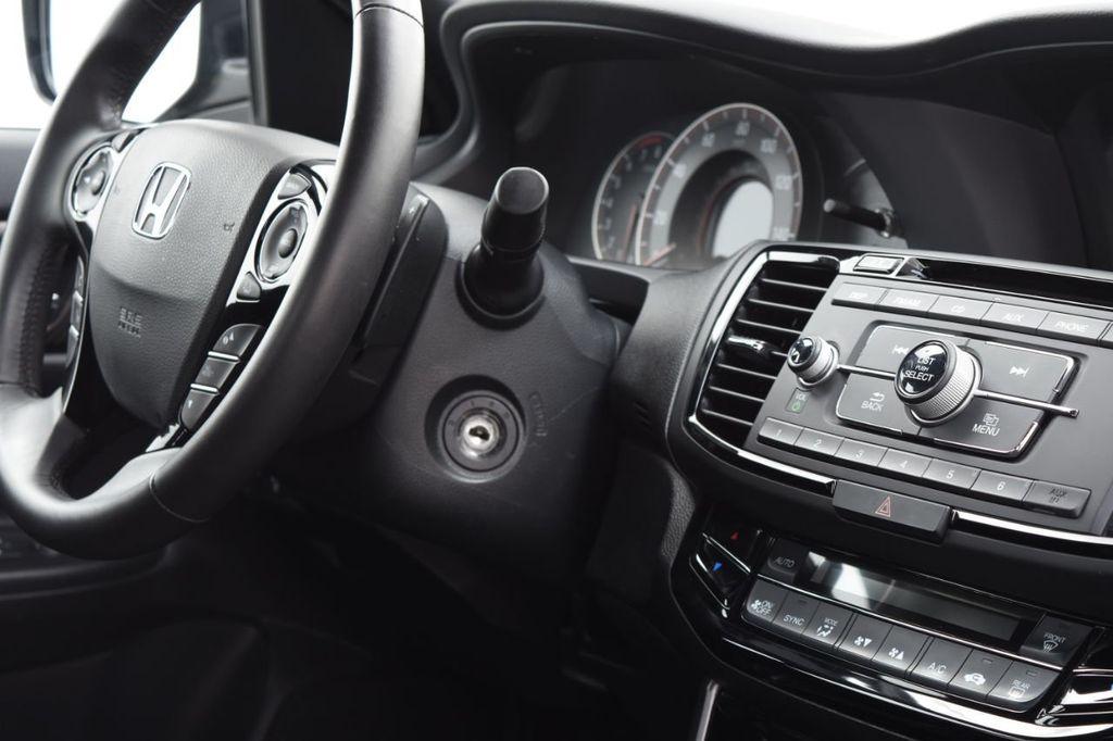 2016 Honda Accord Sedan 4dr I4 CVT Sport w/Honda Sensing - 18432697 - 36