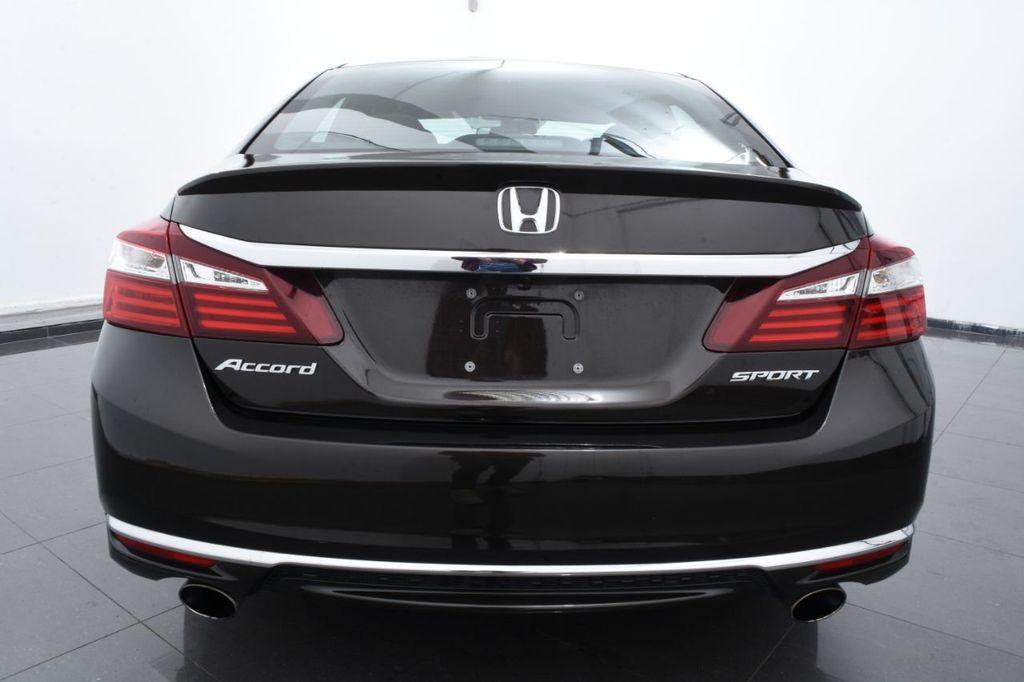 2016 Honda Accord Sedan 4dr I4 CVT Sport w/Honda Sensing - 18432697 - 3
