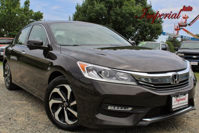 2016 Honda Accord Sedan 4dr V6 Automatic EX-L