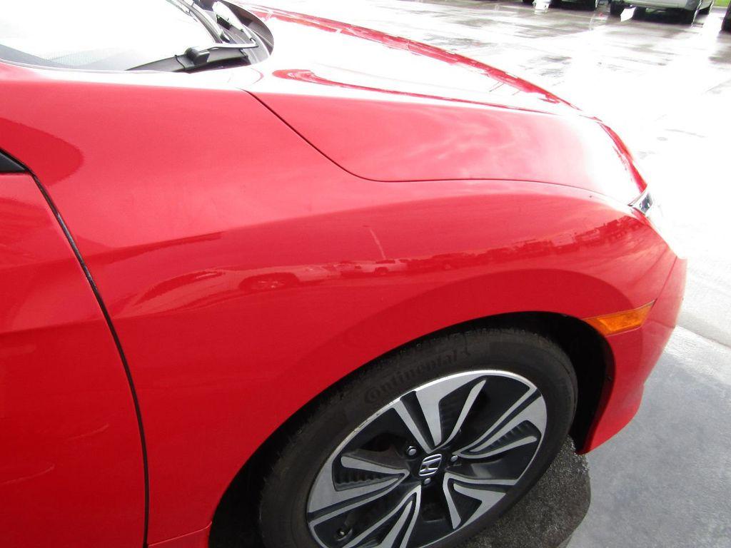 2016 Honda Civic Coupe 2dr CVT EX-T - 17759938 - 34
