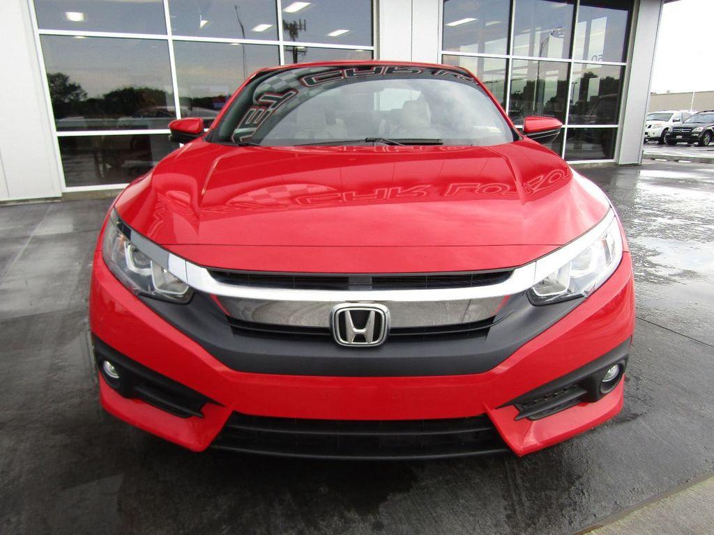 2016 Honda Civic Coupe 2dr CVT EX-T - 17759938 - 8