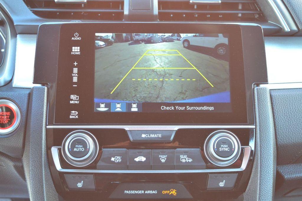 2016 Honda Civic Coupe Honda Civic Touring Navigation Backup Camera Moonroof - 18692899 - 11