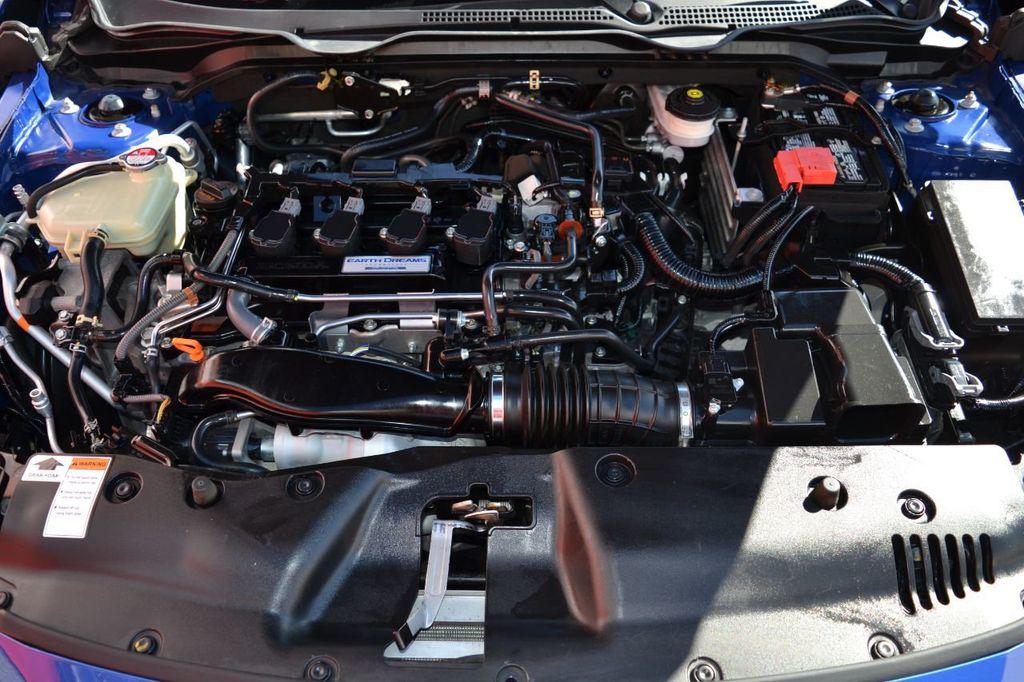 2016 Honda Civic Coupe Honda Civic Touring Navigation Backup Camera Moonroof - 18692899 - 6