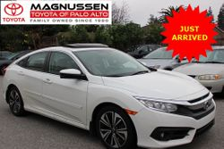 2016 Honda Civic Sedan - 19XFC1F36GE033143