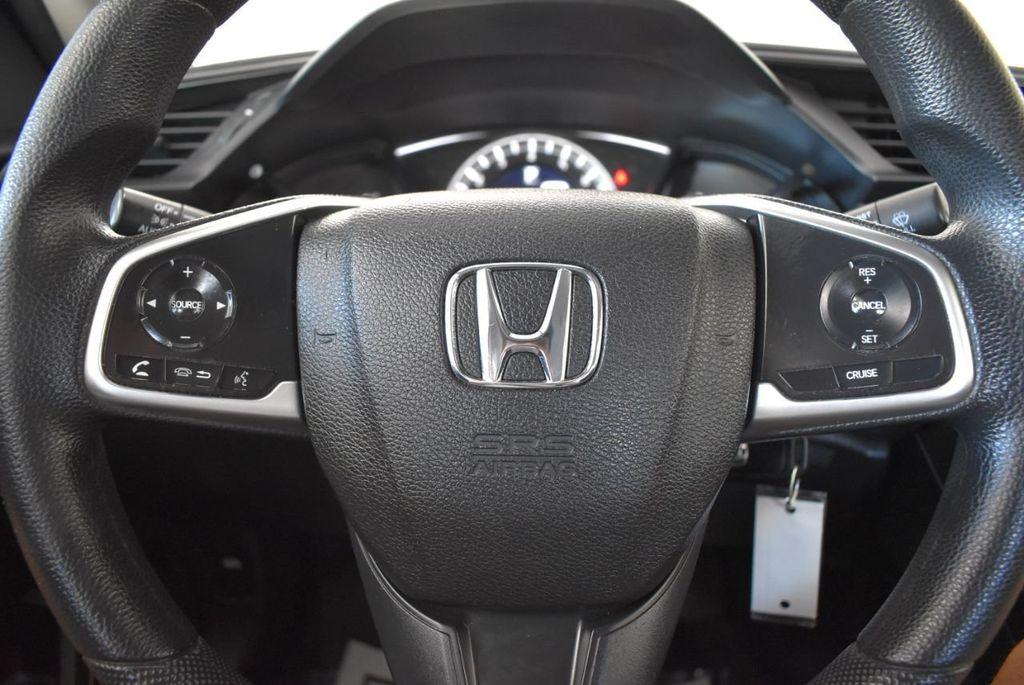 2016 Honda Civic Sedan 4dr CVT LX - 18180320 - 17