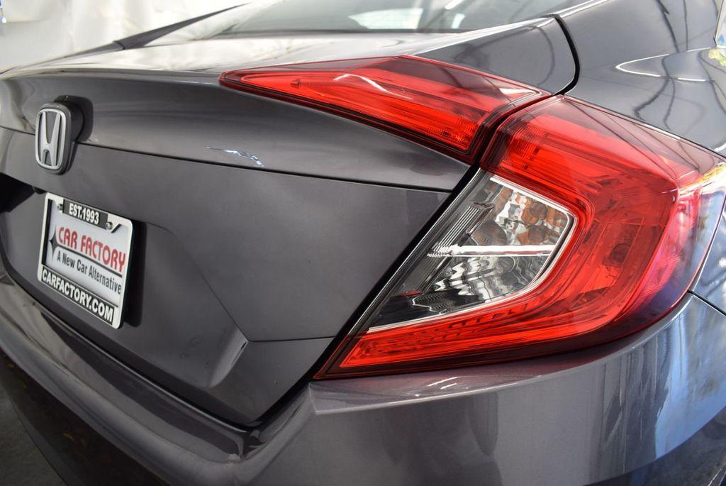 2016 Honda Civic Sedan 4dr CVT LX - 18180320 - 1