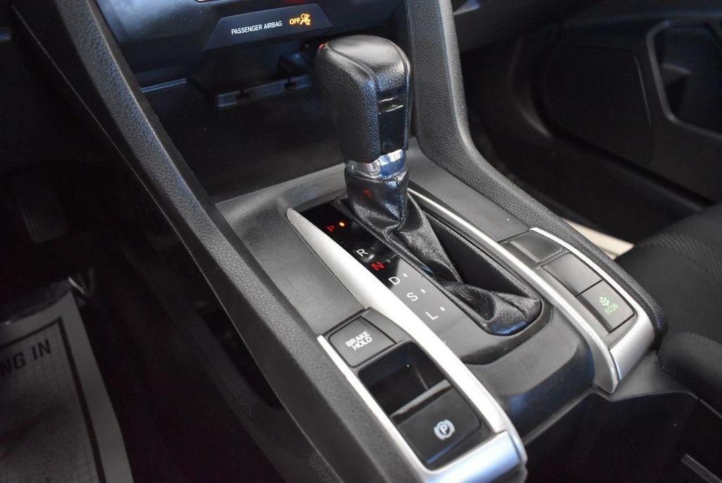 2016 Honda Civic Sedan 4dr CVT LX - 18180320 - 21