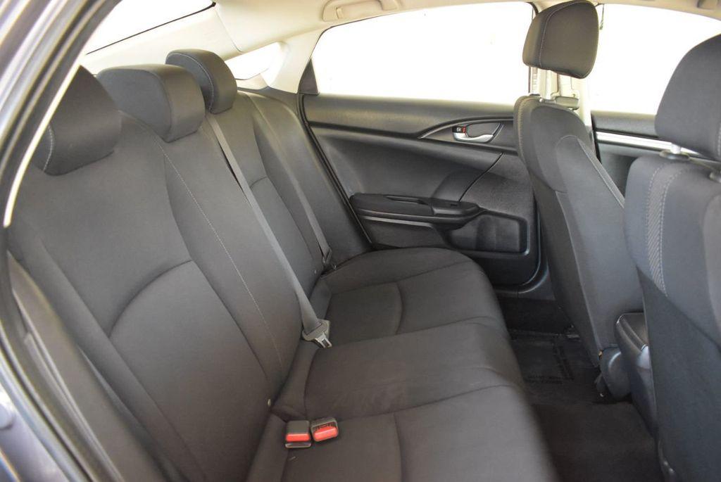 2016 Honda Civic Sedan 4dr CVT LX - 18180320 - 24