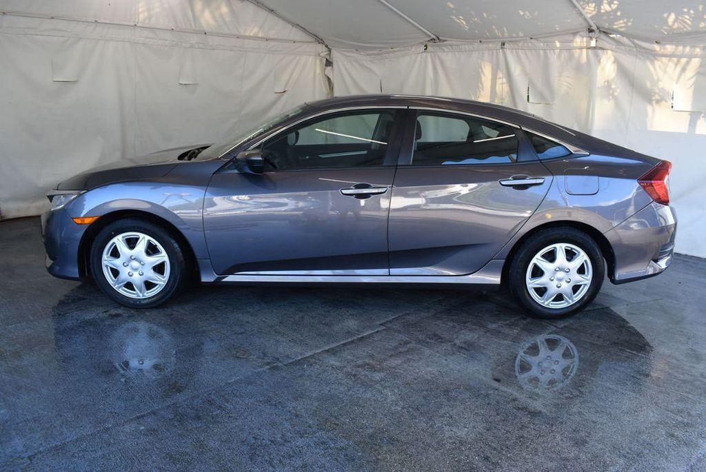 2016 Honda Civic Sedan 4dr CVT LX - 18180320 - 4
