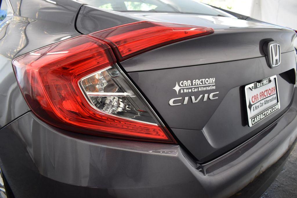 2016 Honda Civic Sedan 4dr CVT LX - 18180320 - 6