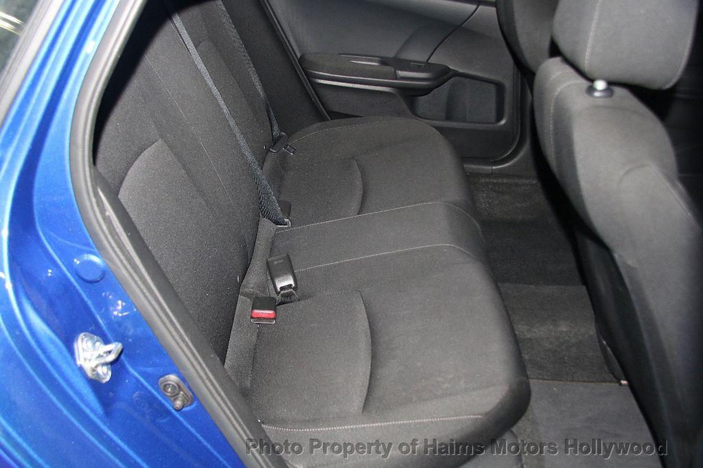 2016 Honda Civic Sedan 4dr CVT LX - 17297350 - 13