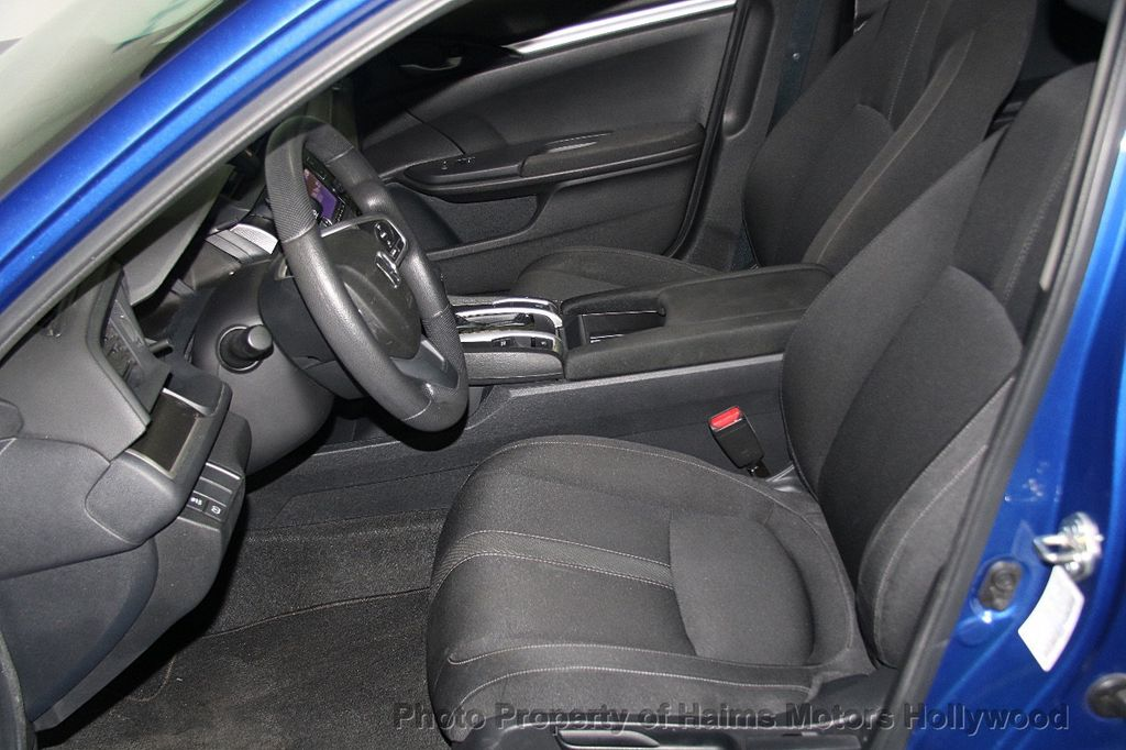 2016 Honda Civic Sedan 4dr CVT LX - 17297350 - 15