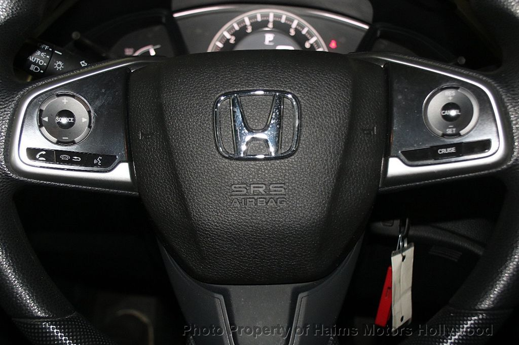 2016 Honda Civic Sedan 4dr CVT LX - 17297350 - 21