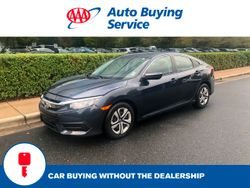 2016 Honda Civic Sedan - 19XFC2F51GE246525