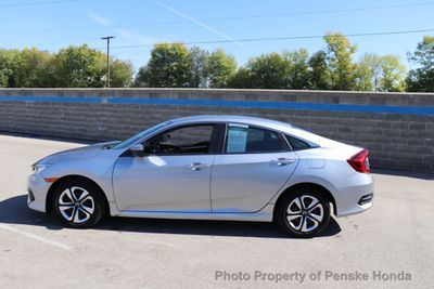 2016 Honda Civic Sedan 4dr CVT LX Sedan - Click to see full-size photo viewer