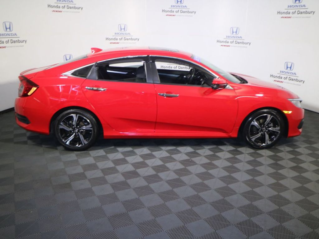 2016 Honda Civic Sedan 4dr CVT Touring - 18379299 - 4