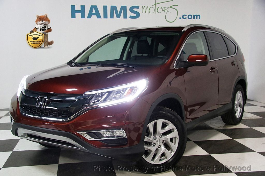 2016 used honda cr v 2wd 5dr ex l at haims motors ft lauderdale serving lauderdale lakes fl. Black Bedroom Furniture Sets. Home Design Ideas