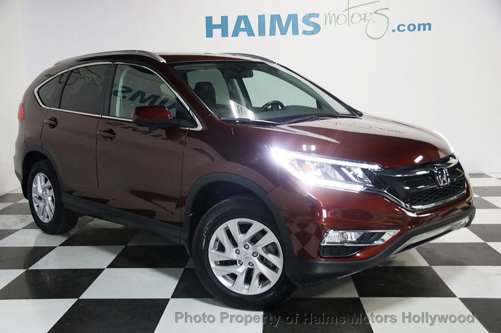 2016 Used Honda CR V 2WD 5dr EX L at Haims Motors Serving Fort