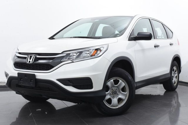 2016 Used Honda CR-V AWD 5dr LX at Auto Outlet Serving ...