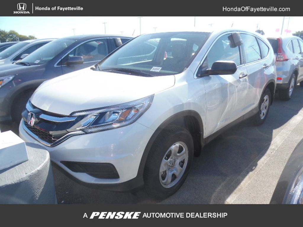 2016 used honda cr v awd 5dr lx at honda of fayetteville. Black Bedroom Furniture Sets. Home Design Ideas