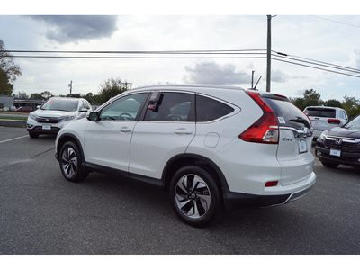 2016 Honda CR-V AWD 5dr Touring SUV - Click to see full-size photo viewer
