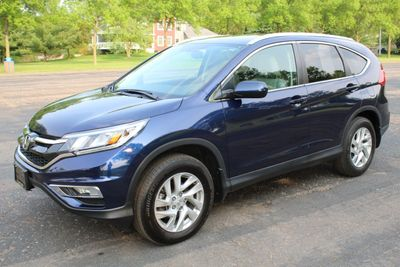 2016 Honda CR-V ONE OWNER AWD EXL LEATHER MOONROOF SUV