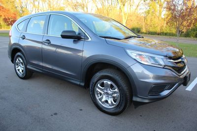 2016 Honda CR-V ONE OWNER AWD LX SUV