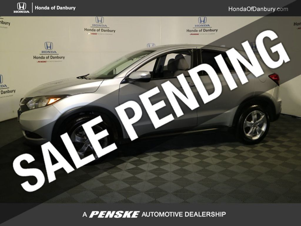 Dealer Video - 2016 Honda HR-V AWD 4dr CVT EX - 18139215
