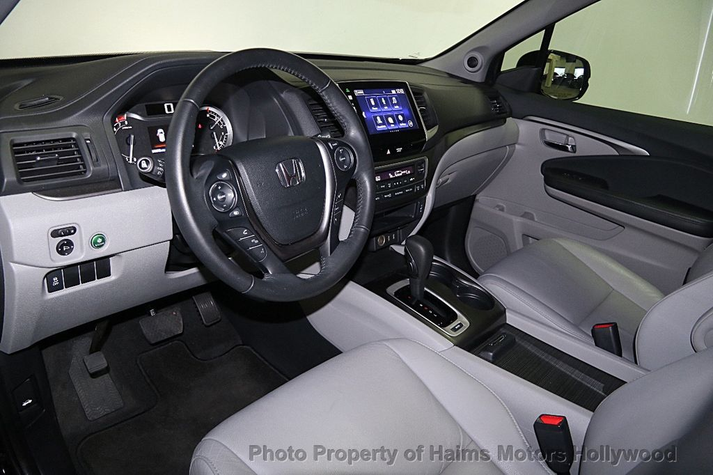 2016 Honda Pilot 2wd 4dr Ex L 16050939 18