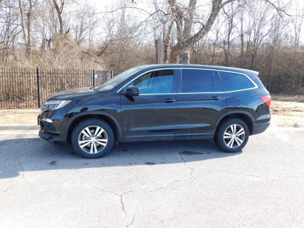 2016 used honda pilot awd 4dr ex l at fayetteville. Black Bedroom Furniture Sets. Home Design Ideas