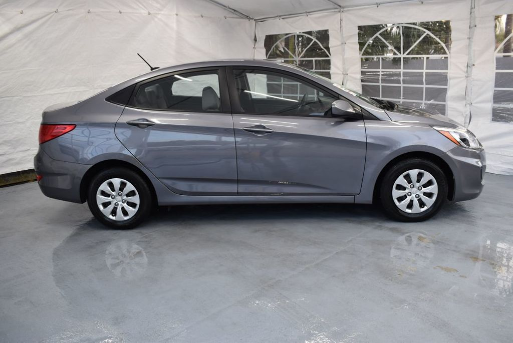 2016 Hyundai Accent 4dr Sedan Automatic Se 18268245 2