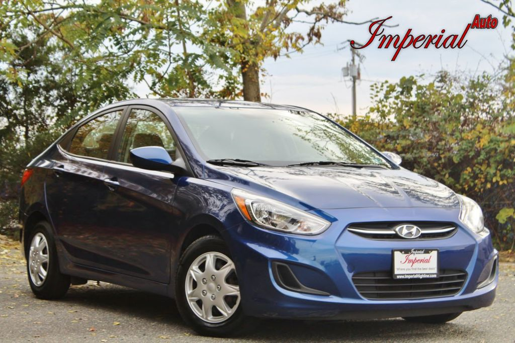 2016 Hyundai Accent 4dr Sedan Automatic SE - 19480628 - 0