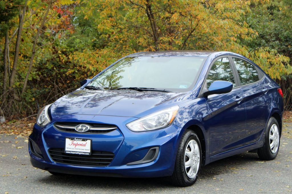 2016 Hyundai Accent 4dr Sedan Automatic SE - 19480628 - 2