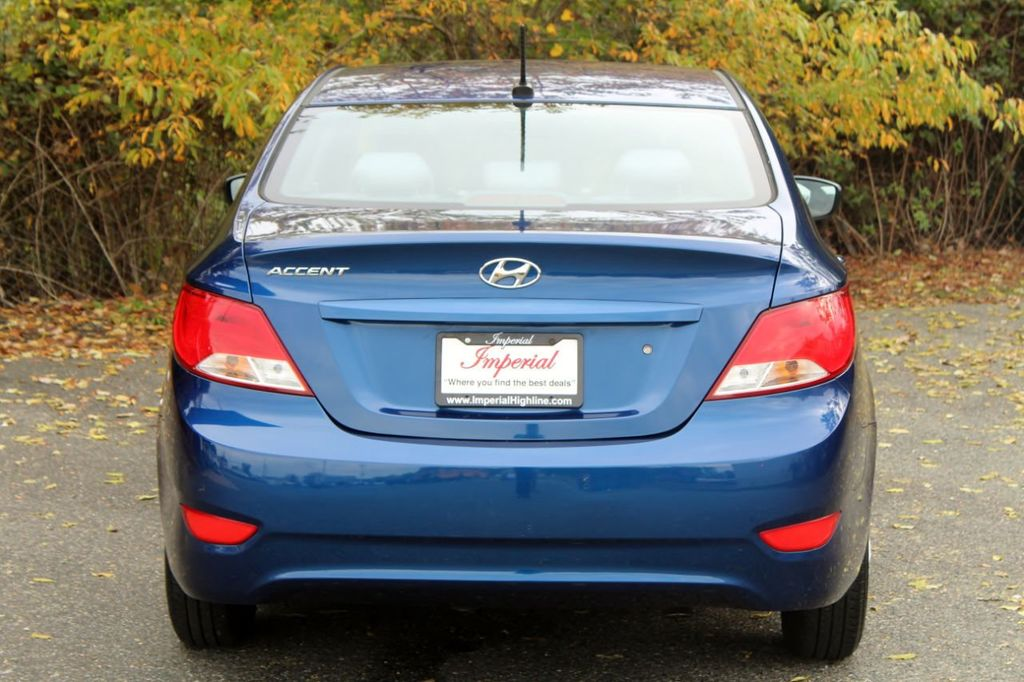 2016 Hyundai Accent 4dr Sedan Automatic SE - 19480628 - 4