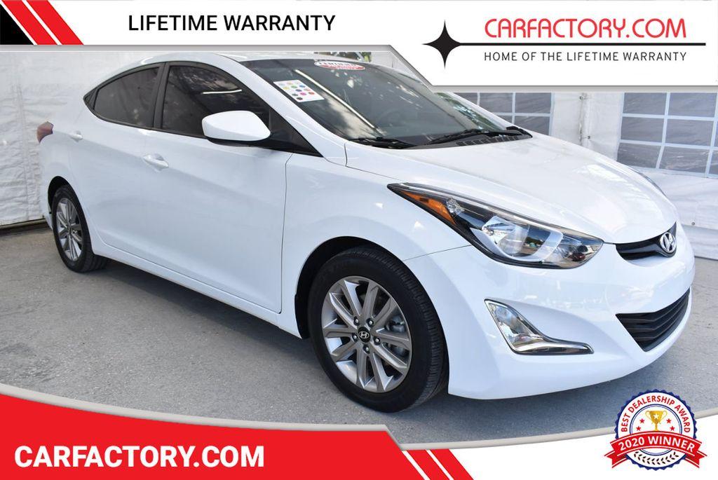 2016 Hyundai Elantra  - 18551302 - 0