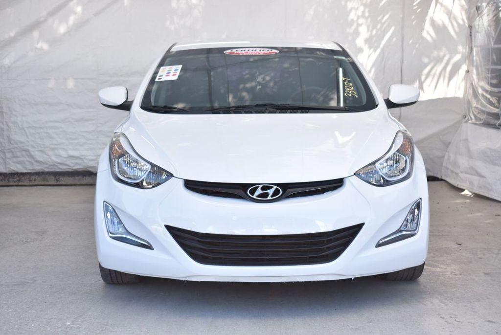 2016 Hyundai Elantra  - 18551302 - 2