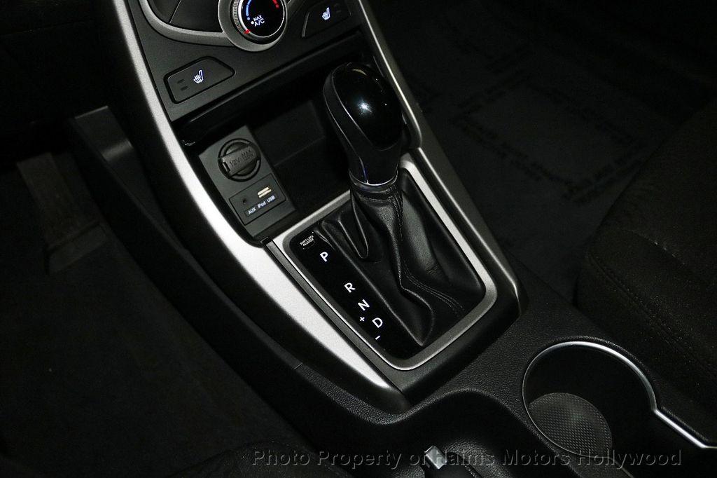 2016 Hyundai Elantra 4dr Sedan Automatic Value Edition - 18534901 - 22