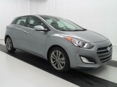 2016 Hyundai Elantra GT 5dr Hatchback Automatic - Click to see full-size photo viewer