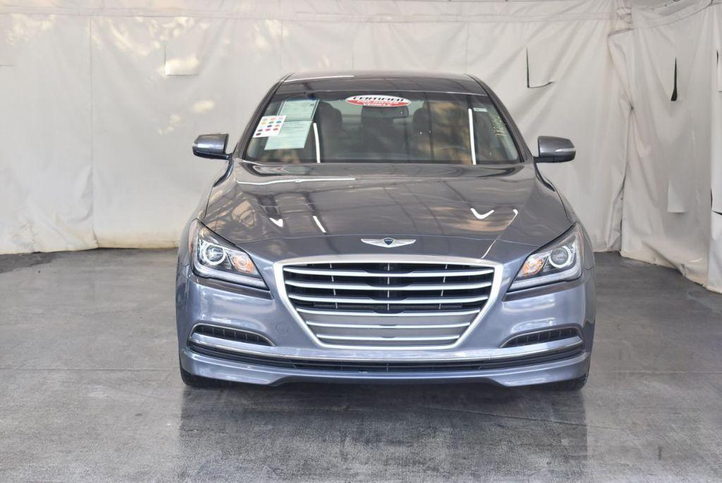 2016 Hyundai Genesis 3.8L - 18246525 - 3
