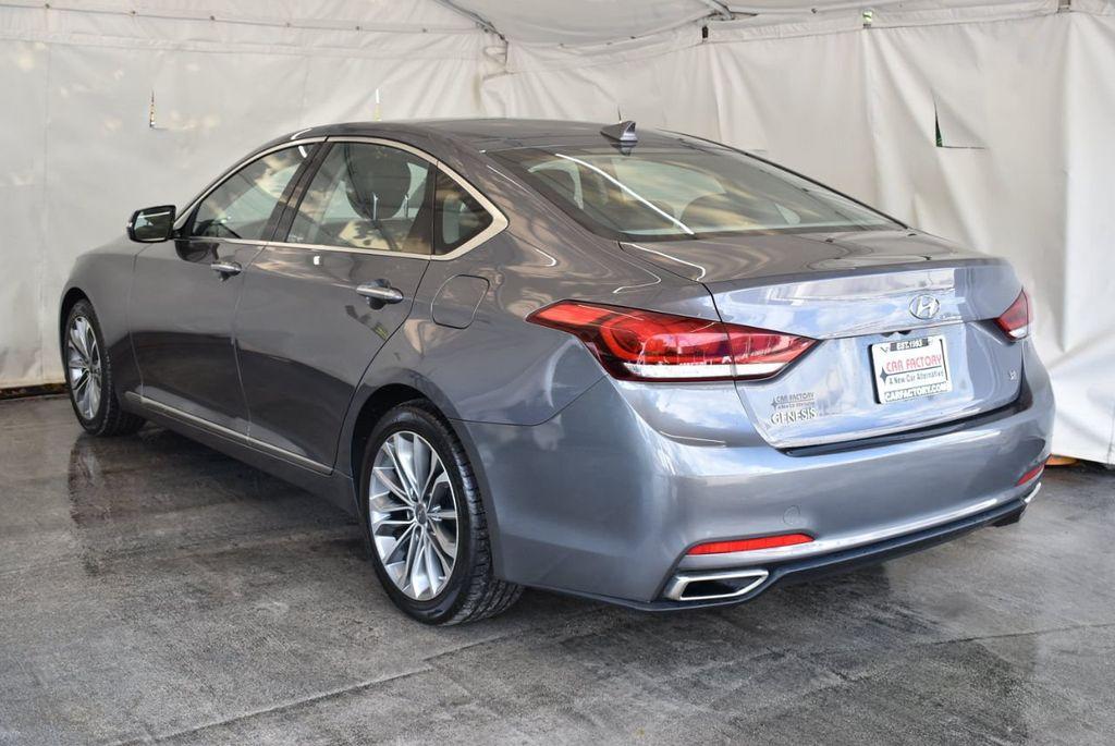 2016 Hyundai Genesis 3.8L - 18246525 - 5