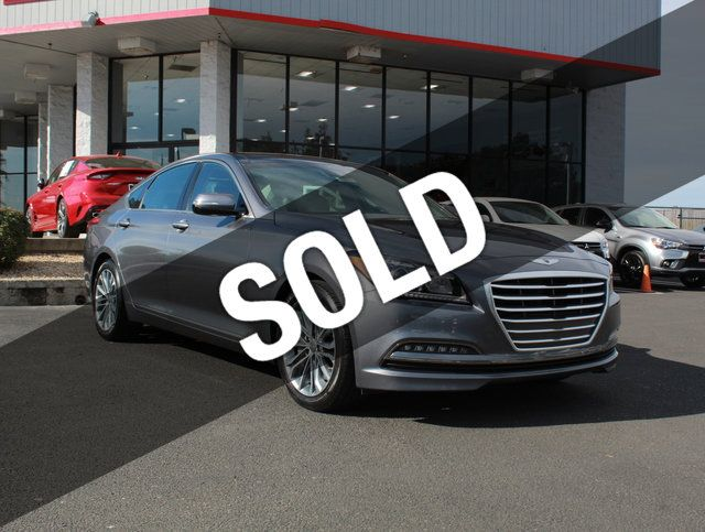 2016 Hyundai Genesis 4dr Sdn V6 3.8L - Click to see full-size photo viewer