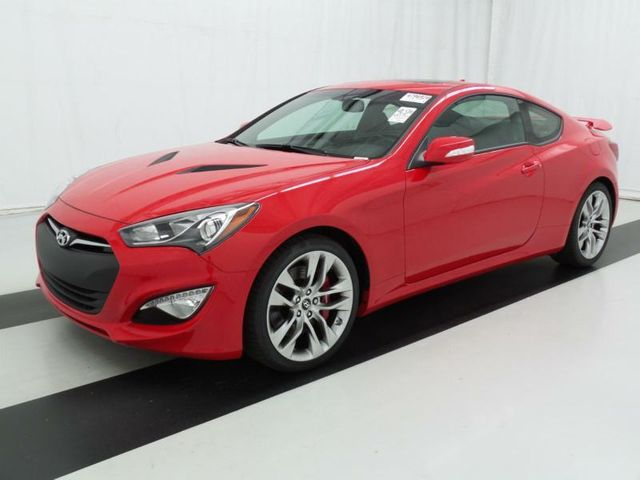 2016 Hyundai Genesis Coupe 2dr 3.8L Manual R-Spec