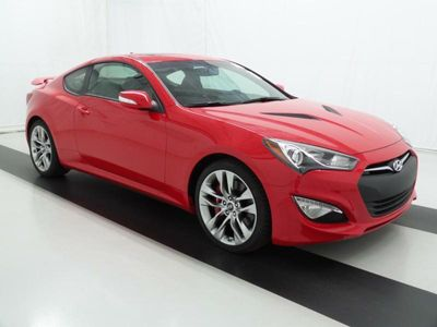 2016 Hyundai Genesis Coupe 2dr 3.8L Manual R-Spec - Click to see full-size photo viewer