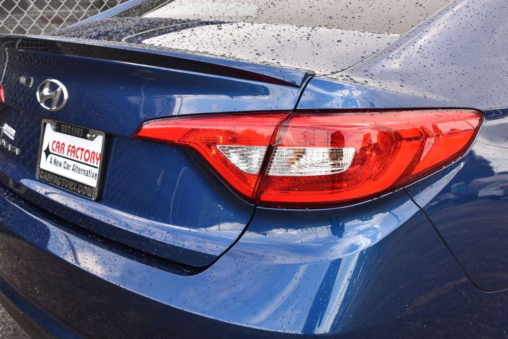 2016 Hyundai Sonata 4dr Sedan 2.4L - 18310955 - 1