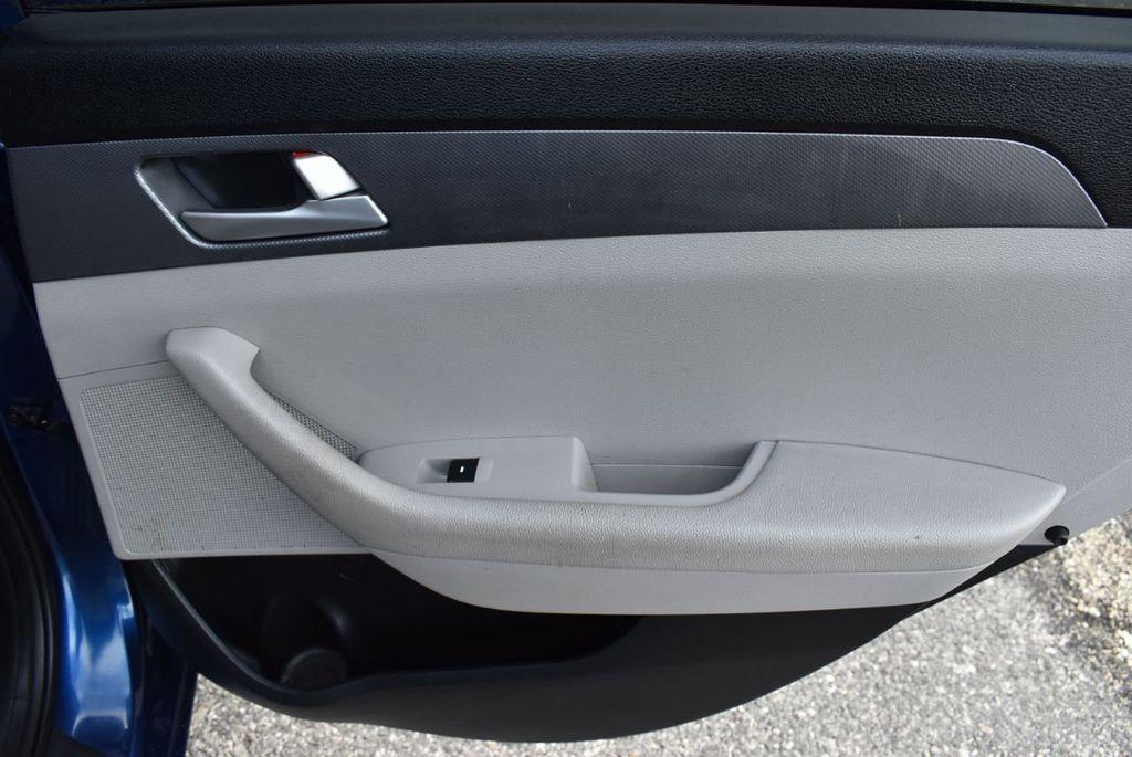2016 Hyundai Sonata 4dr Sedan 2.4L - 18310955 - 21