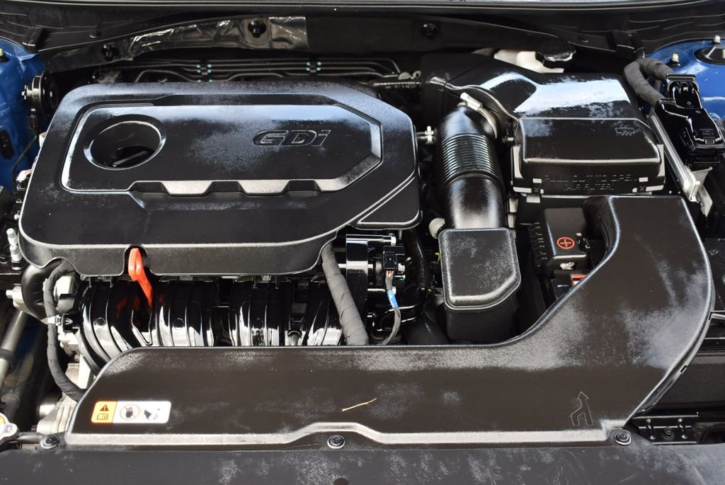 2016 Hyundai Sonata 4dr Sedan 2.4L - 18310955 - 24