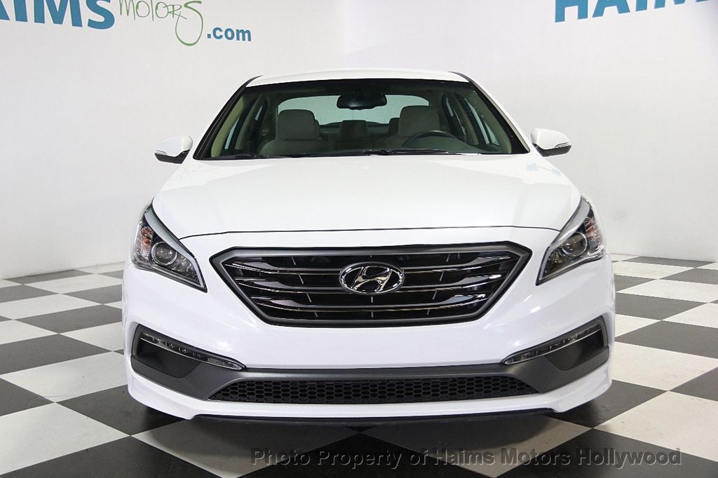 2016 Hyundai Sonata 4dr Sedan 2.4L Limited   16976303   2